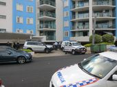 Police have arrested a man after 12-hour siege at Alexandra Headland.