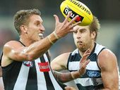 JESSE White believes it is only a matter of time before Travis Cloke regains his scoring mojo and the two can start terrorising opposition defences together.