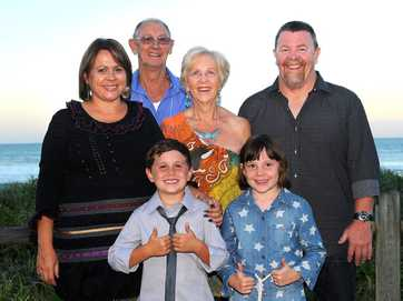 The Mills Family Reunion held at the Coffs Harbour Surf Club.