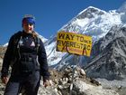ALYSSA Azar has called off her attempt to summit Mt Everest and is on her way home to Toowoomba.