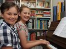 EMMA and Robert Baillie haven't been exposed to much opera, but the two young musicians are excited to give it a try.