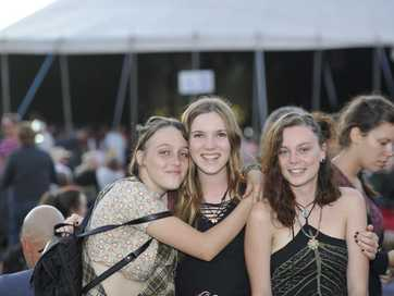 Music lovers enjoy five days of live tunes at the 25th annual Byron Bluesfest.