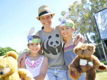 There was fun for the whole family at the Stockland Gladstone Teddy Bears' Picnic as part of the 2014 Gladstone Harbour Festival on Saturday.