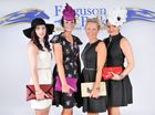 DONNING their best suits and dresses, punters flocked to Ferguson Park on Saturday for the Easter festival race day.