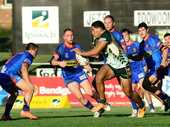 FORMER Ipswich Jets player Brendon Lindsay knows as well as anyone how tough coaching can be.