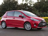 The new Toyota Yaris is due here in September.