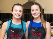 IN THE reality cooking show's emotional post-Easter return, Tassie girls Thalia and Bianca crumble under the pressure of their ultimate instant restaurant.