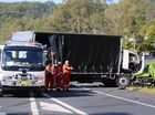 POLICE are yet to release the name of a 71-year-old man killed in Saturday's crash on the Pacific Hwy at Tyndale.