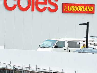 RIGHT: The RMS has inspected trucks at a Coles Distribution Centre at Smeaton Grange and almost half were cited for defects.
