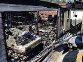 THE victims of a house fire which destroyed nearly all their possessions have thanked the Ipswich community for their support.