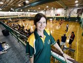 INTERIM Ipswich Basketball Association president Julie George is keen to see regional basketball grow under a vision where people look after each other.