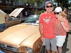 THE rows of vintage cars brought back fond memories for Gus Reid and Mandy Eberhardt.