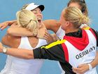 TENNIS: Australia has missed the chance to make its first Federation Cup final since 1993, beaten 3-0 by Germany in the semi-finals in Brisbane.
