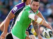CANBERRA has pulled off a Houdini-like 24-22 win over Melbourne Storm after trailing for 78 minutes of their NRL clash in the nation's capital yesterday.