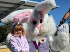 EASTER spirit hopped into the Rose City on Saturday as thousands of people gathered in Leslie Park for the Easter Fair.