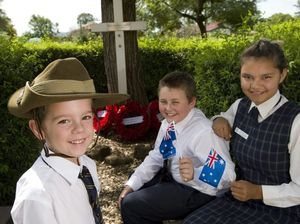 Students reflect on Anzac Day