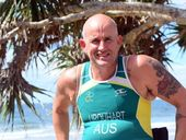 WORLD TITLES: Triathlete Mark Urquhart has been selected to represent Australia in the World Triathlon Championships being held in Edmonton, Canada. Photo: Max Fleet / NewsMail