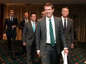 PARTY room deals, a deliberate nod to regional NSW and an attempt to win back the favour of peak lobby groups were evident in the state's new Cabinet line-up.