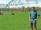 LUCERNE production is ramping up at a sprawling new fodder farm south of Chinchilla – and Titan 9 is a key part of its success.