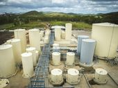 Gladstone's Northern Oil Refinery was officially opened on March 12.