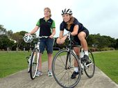 COACH Sheridan Bosworth from the Murwillumbah Cycling Club is calling out to women to sign up for She Rides to get more females on bikes.