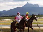 FRIDAY RACES: Racing will return to Murwillumbah racecourse on Anzac Day.