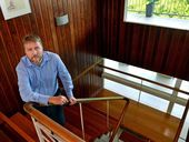 HOUSE RENOVATION: Craig Warhurst. Photo Patrick Woods / The Gympie Times