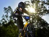 REDBANK Plains BMX supremo Maia Colman Savage has already reached the top, having won a world title in her age group.