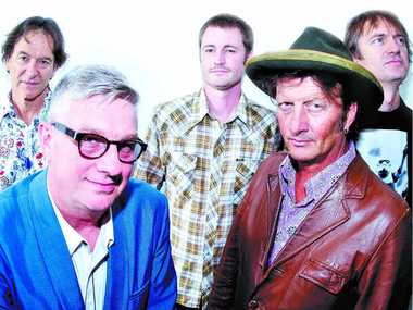 Iconic Aussie band Mental as Anything.