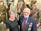 THE Anzac spirit runs deep in ex-serviceman Joe Borg's family.