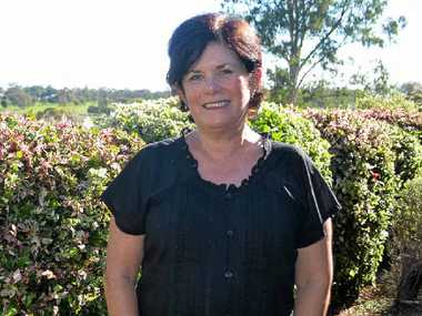 GOOD ADVICE: Diane Dye has been named Face of Cancer Council Queensland's Lockyer Valley Relay For Life.