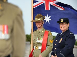 Australian Defence Force Anzac Day 2014
