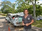 NO COMPENSATION will be given to a couple who lost everything when a large gum tree crushed their van, but they have been given a glimmer of hope.