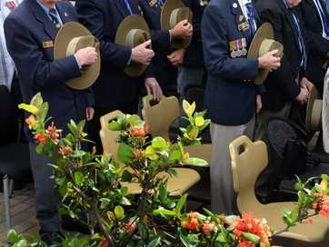 East Bundaberg State School held a special ceremony for our Anzacs.