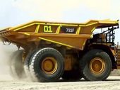 Bhp Billiton is trialling automated mining.
