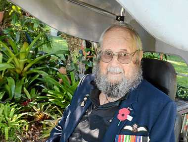 FAMILY TRIBUTE: For WWII bomber pilot Norman Lord of Alstonville, Anzac Day is a time for memories.