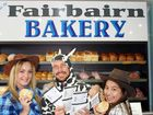 FAIRBAIRN Bakery is standing behind agricultural producers and every little bit, or in this case bite, will help people on the land who are doing it tough.