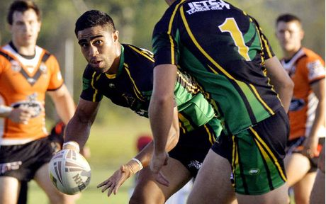 Ipswich Jets product Tautalatasi Tasi is stepping into the unknown as he joins NRL club the Bulldogs this week.