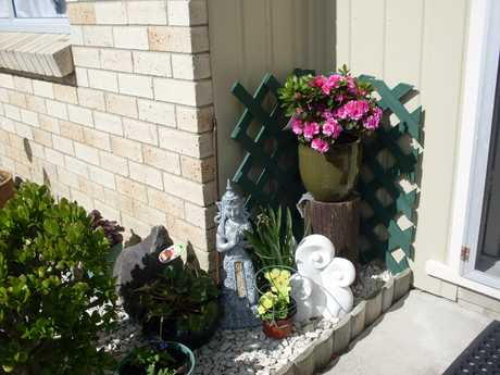 Garden Ornament Thefts
