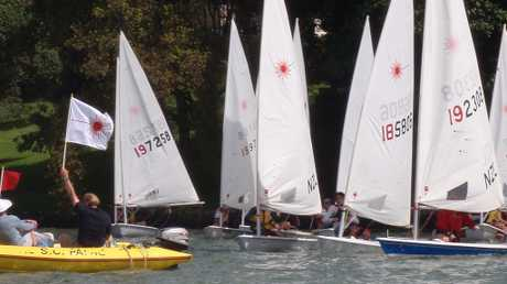 Panmure Lagoon Sailing Club 50th Jubilee Celebrations and RSA Regatta
