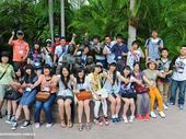 Japanese students return homeThe Friendship Force of the Sunshine Coast, Australia hosted 22 Japanese students who had been affected by the tsunami and nuclear disaster in 2011 and their three adult chaperones from Miyagi and Koriyama Friendship Force clubs.
