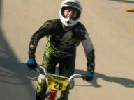 my son Jonathon Key who is 15 years old, just raced in the Australian titles at Chandler bmx track and came 8th in his Age group racing 66 other riders, it now allows him to go to the worlds and compete again every in the world.