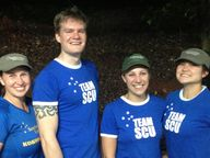 Southern Cross University has entered in again in the 96km Gold Coast Kokoda Challenge.