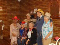 THE Lockyer Valley VIEW Club-a valued member of The Smith Family-recently celebrated their 8th Birthday at the Helidon RSL with a western theme.