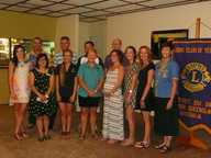 SEVEN wonderful people entered the 2013 Yeppoon Lions' Tropical Pinefest Ambassador Quest which raises funds for local and further afield charities and Clubs.
