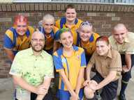 Holy Spirit College (HSC) has raised over $14,000 for the Leukaemia Foundation's Shave for a Cure.