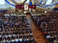 Graduation Mass was a celebration of thirteen years of education for our Senior students.