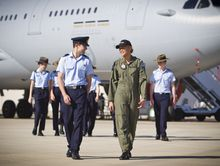 No. 210 Squadron, Australian Air Force Cadets, Staff Recruitment