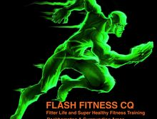Flash Fitness CQ Group Fitness Classes