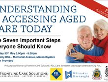 Understanding & Accessing Aged Care